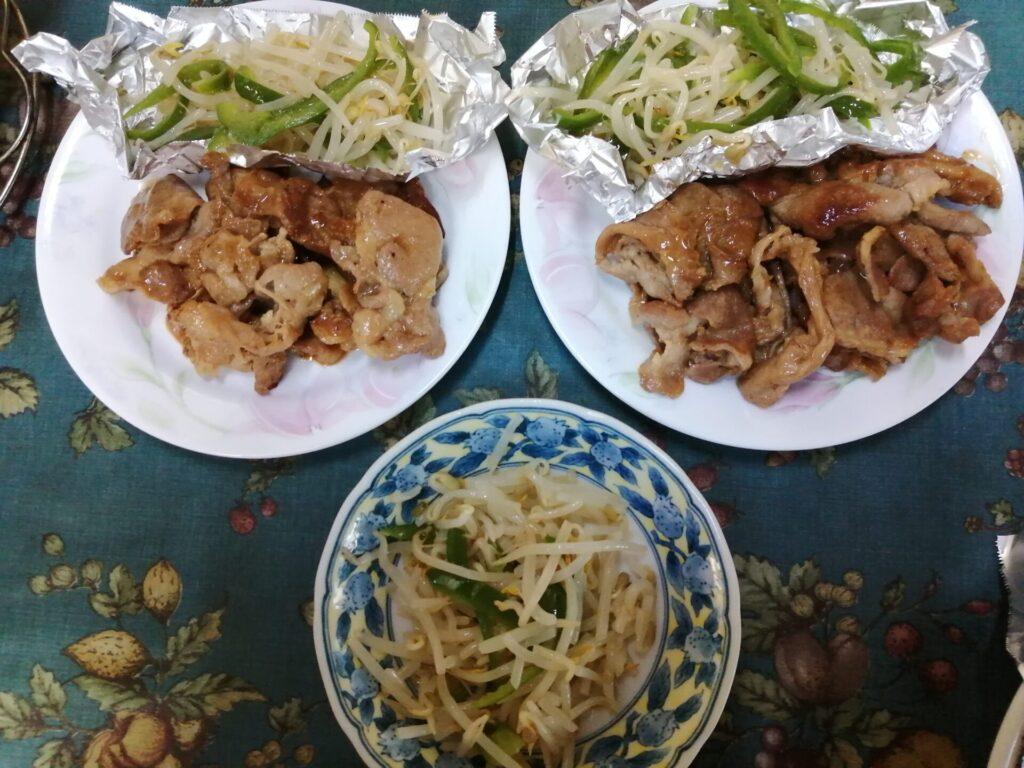 お料理大嫌い 生姜焼き オンライン料理教室 HAPPY Food Online